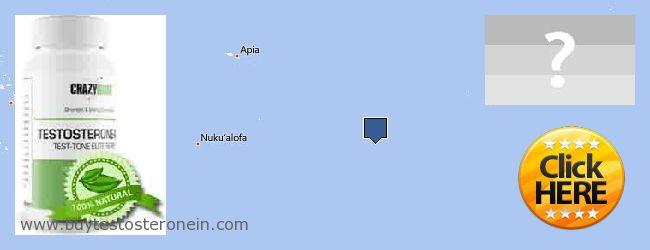 Hvor kan jeg købe Testosterone online Cook Islands