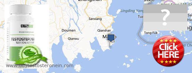 Hvor kan jeg købe Testosterone online Macau