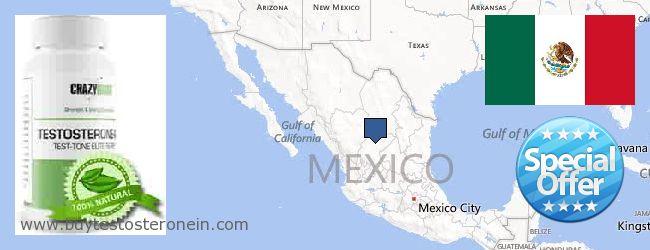 Hvor kan jeg købe Testosterone online Mexico