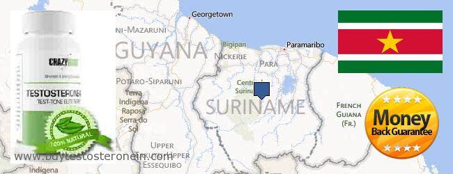 Hvor kan jeg købe Testosterone online Suriname