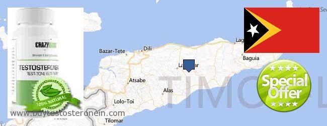 Hvor kan jeg købe Testosterone online Timor Leste