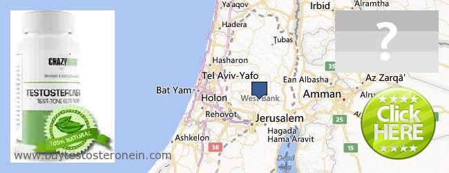 Hvor kan jeg købe Testosterone online West Bank