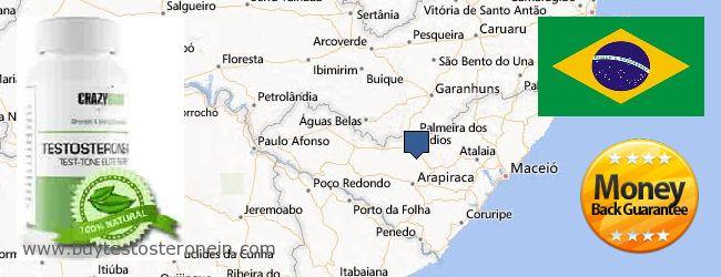 Where to Buy Testosterone online Alagoas, Brazil