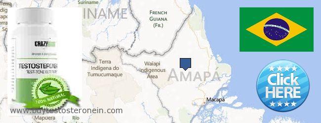 Where to Buy Testosterone online Amapá, Brazil