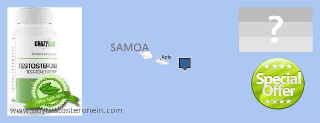 Where to Buy Testosterone online American Samoa