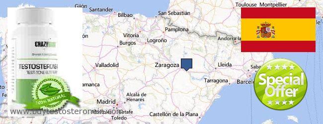 Where to Buy Testosterone online Aragón, Spain