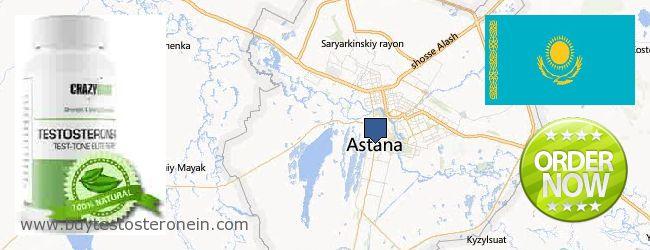 Where to Buy Testosterone online Astana, Kazakhstan