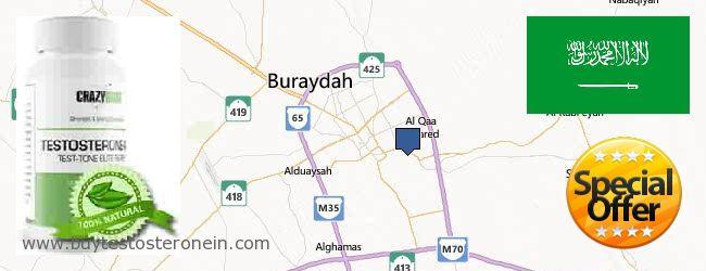Where to Buy Testosterone online Buraidah, Saudi Arabia