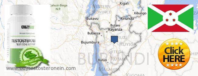 Where to Buy Testosterone online Burundi