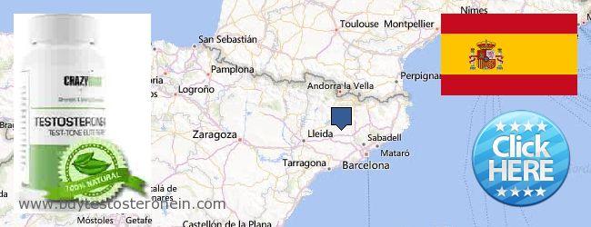Where to Buy Testosterone online Cataluña (Catalonia), Spain