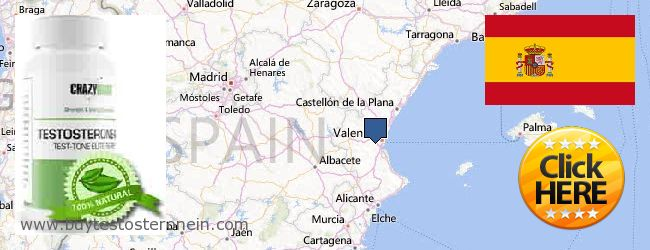 Where to Buy Testosterone online Comunitat Valenciana, Spain