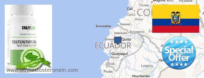 Where to Buy Testosterone online Ecuador