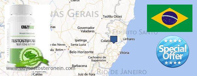 Where to Buy Testosterone online Espírito Santo, Brazil