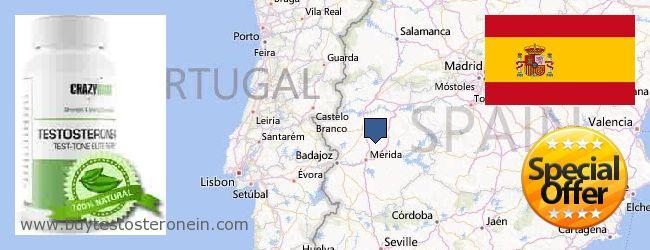 Where to Buy Testosterone online Extremadura, Spain