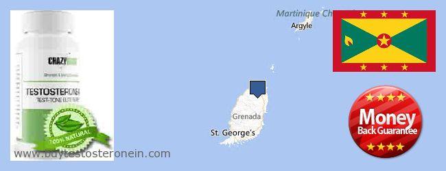 Where to Buy Testosterone online Grenada