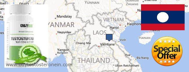 Where to Buy Testosterone online Laos