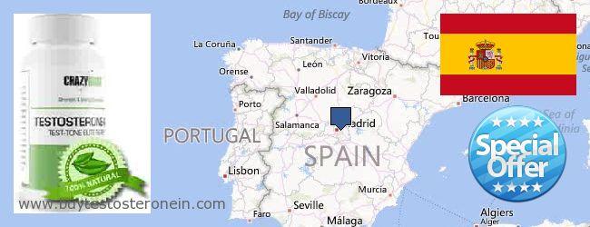 Where to Buy Testosterone online Pais Vasco (Basque County), Spain