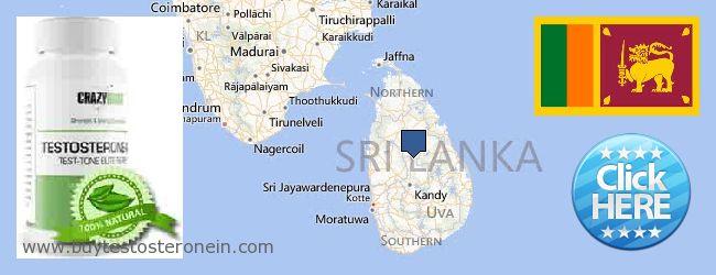 Where to Buy Testosterone online Sri Lanka