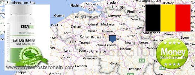 Onde Comprar Testosterone on-line Belgium