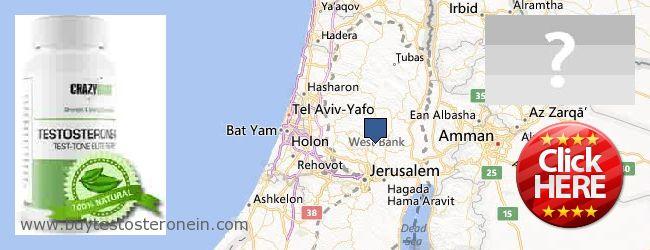 Onde Comprar Testosterone on-line West Bank