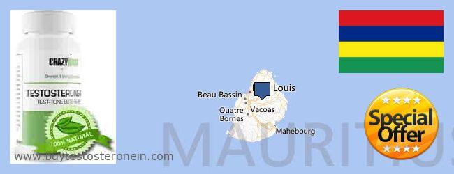 Var kan man köpa Testosterone nätet Mauritius