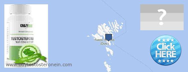 Jälleenmyyjät Testosterone verkossa Faroe Islands