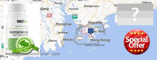 Jälleenmyyjät Testosterone verkossa Hong Kong