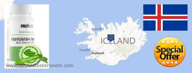 Jälleenmyyjät Testosterone verkossa Iceland
