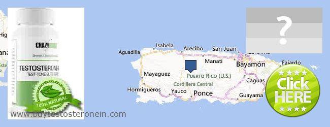 Jälleenmyyjät Testosterone verkossa Puerto Rico