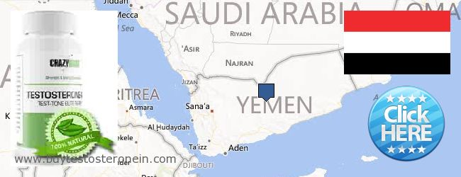 Jälleenmyyjät Testosterone verkossa Yemen